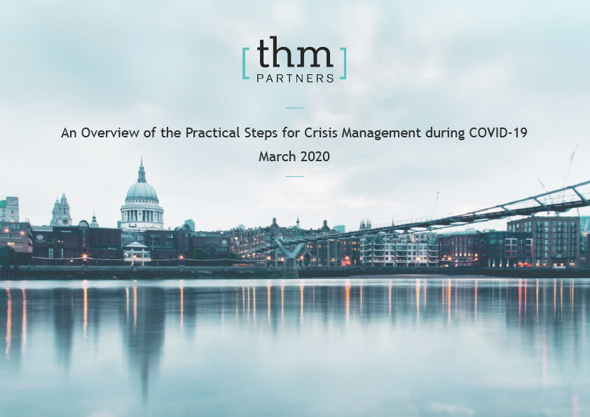 COVID-19 Crisis Management